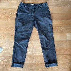 3/$30 H&M grey and black dress pants size 6